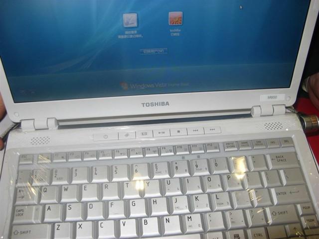 东芝Portege M612 皓月白 笔记本产品图片3