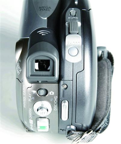 佳能DC230数码摄像机产品图片5