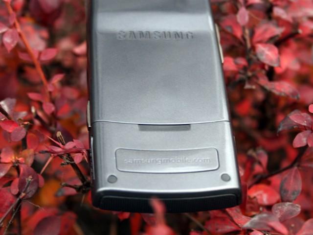 三星SGH G600手机产品图片27