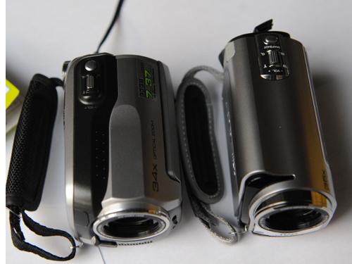 JVCGZ MG330AC数码摄像机产品图片3