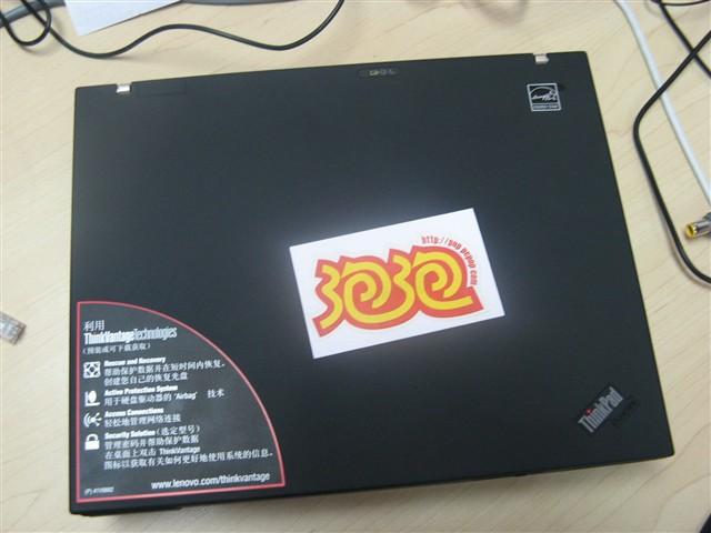 ThinkPadX61 7675LG2笔记本产品图片6