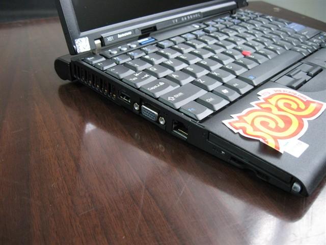 ThinkPadX61 7673J9C笔记本产品图片4