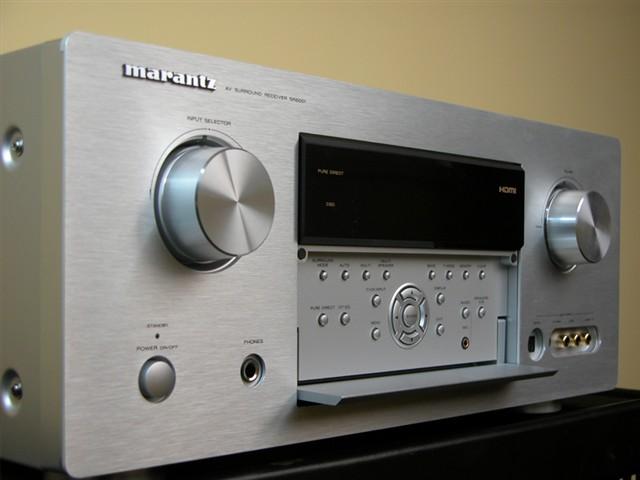 馬蘭士sr6001音響功放產品圖片3(3/8)