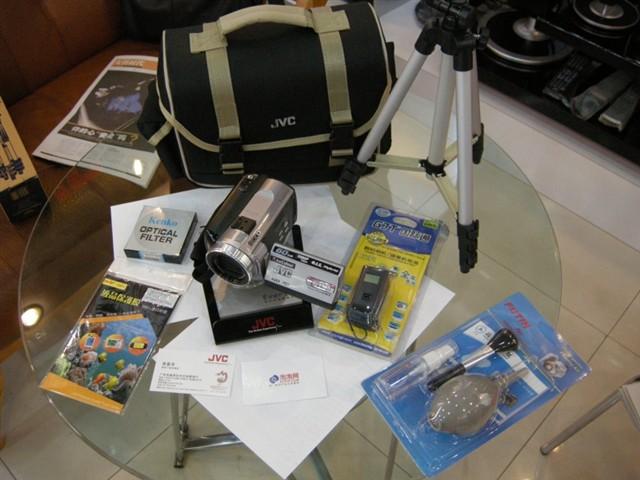 JVCGZ HD5AC数码摄像机产品图片7