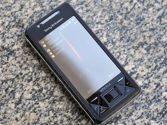 索尼爱立信X1手机产品图片36