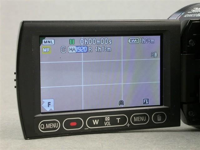 松下HDC TM300GK数码摄像机产品图片20