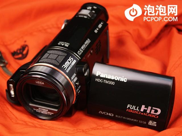 松下HDC TM300GK数码摄像机产品图片30