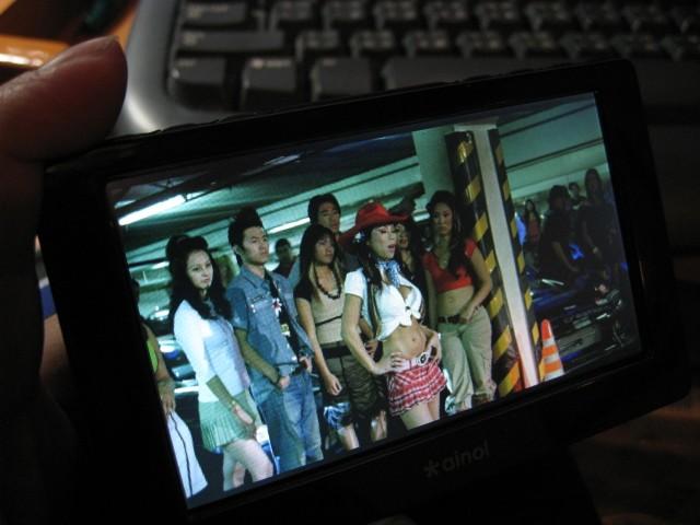 艾诺V6000HDB补天士 8GB MP3产品图片30