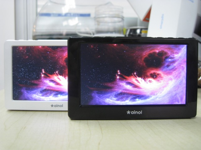 艾诺V6000HDB补天士 8GB MP3产品图片77