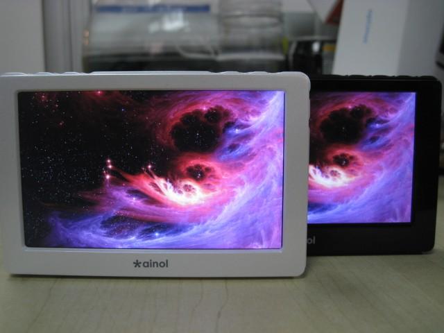 艾诺V6000HDB补天士 8GB MP3产品图片78