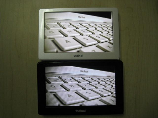 艾诺V6000HDB补天士 8GB MP3产品图片84