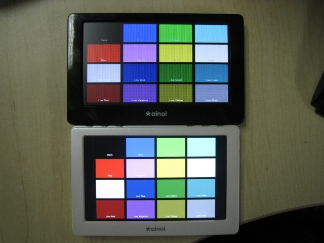 艾诺V6000HDB补天士 8GB MP3产品图片88