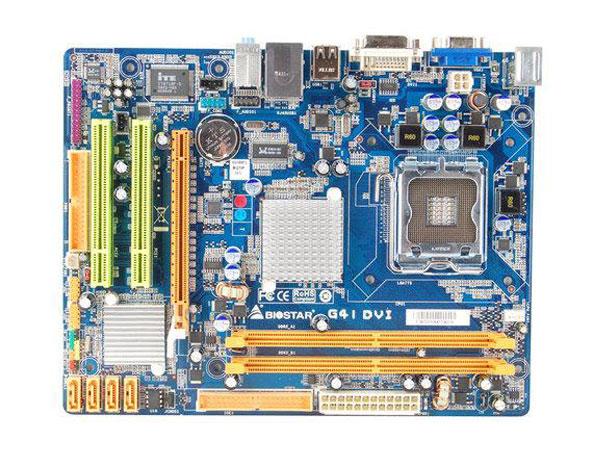 映泰G41 DVI主板产品图片1图片