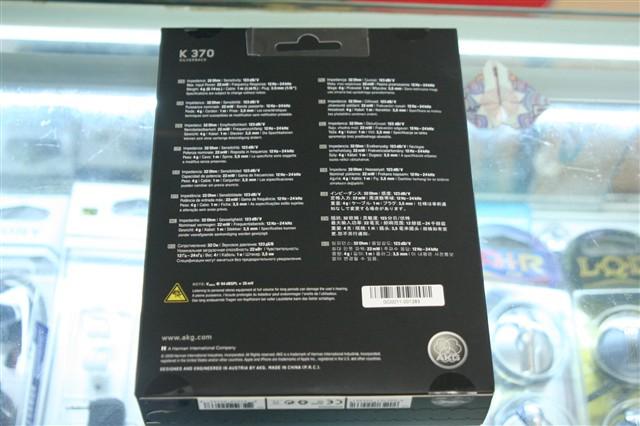 爱科技akgk370耳机产品图片6-it168图片