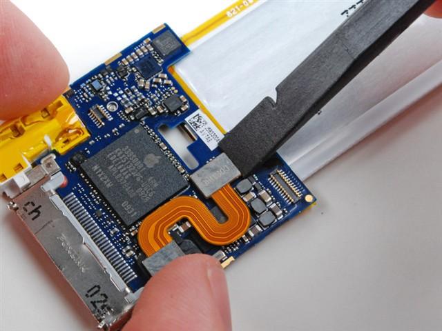 苹果iPod nano5 拆机图片7