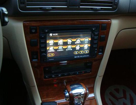 飞歌E8005NAVI 大众领驭 黄金版GPS产品图片5