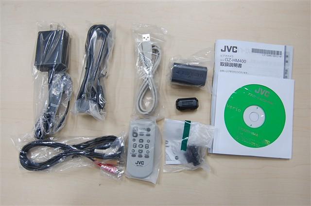 JVCGZ HM400数码摄像机产品图片13