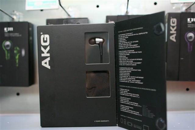 爱科技akgk370耳机产品图片21-it168图片
