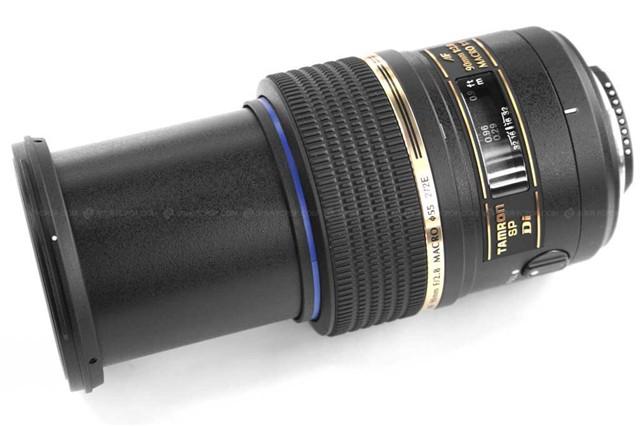 香港单反镜头报价_腾龙SP AF90mm F/2.8 Di Macro佳能卡口镜头产品图片12-IT168