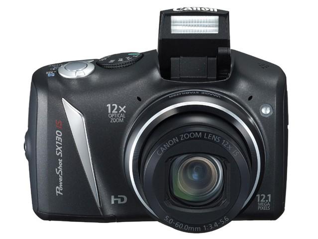 佳能sx130 is_佳能SX130 IS数码相机产品图片1-IT168