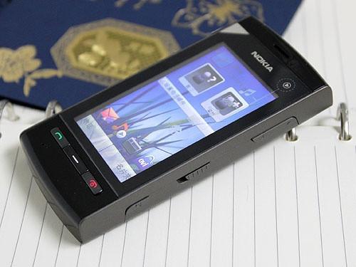 诺基亚5250屏幕大小_诺基亚5250手机产品图片108-IT168