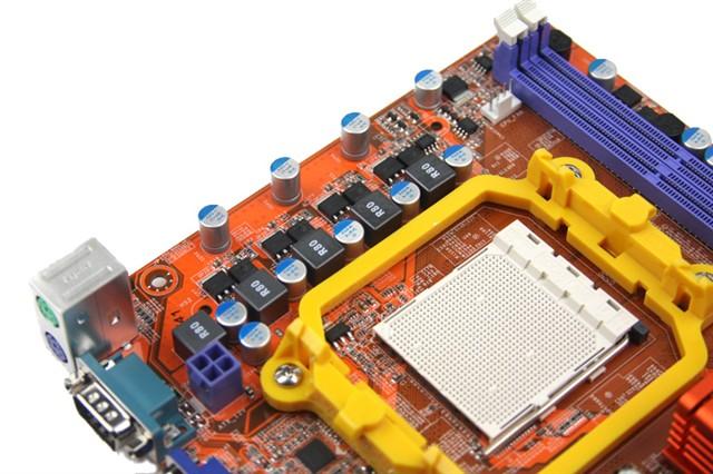 梅捷SY-N68M3-RL V2.0主板产品图片1-梅捷SY N68M3 RL V2.0主板产图片