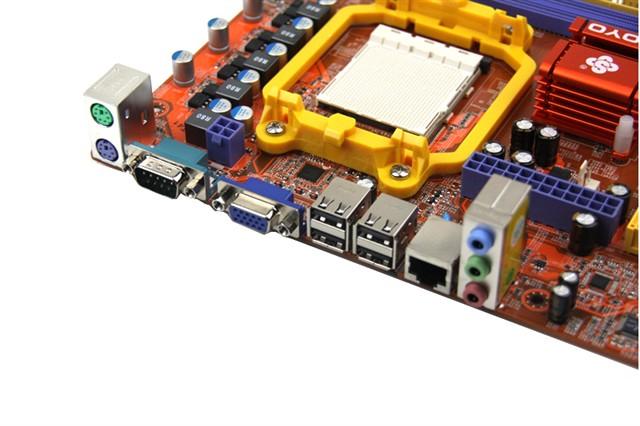 梅捷SY-N68M3-RL V2.0主板产品图片4-梅捷SY N68M3 RL V2.0主板产图片