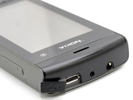 诺基亚5250屏幕大小_诺基亚5250(国行版)MicroUSB接口图片-IT168