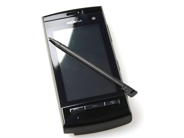 诺基亚5250屏幕大小_诺基亚5250手机产品图片1-IT168