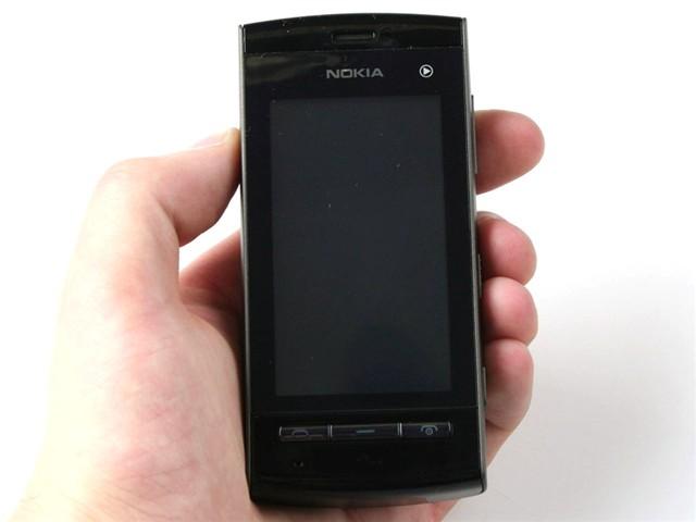 诺基亚5250屏幕大小_诺基亚5250手机产品图片9-IT168