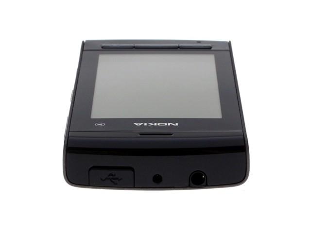 诺基亚5250屏幕大小_诺基亚5250顶端图片-IT168