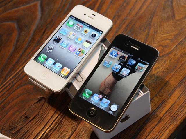 苹果iphone4 32g(白色版)手机产品图片57