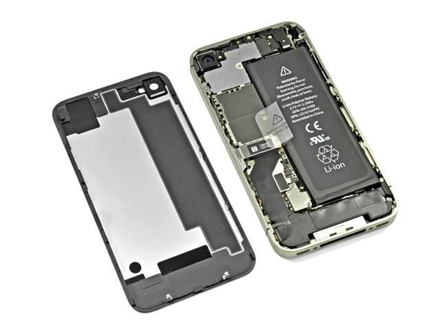 苹果4s听筒拆机图_苹果iPhone4S 64G拆解图片7-IT168