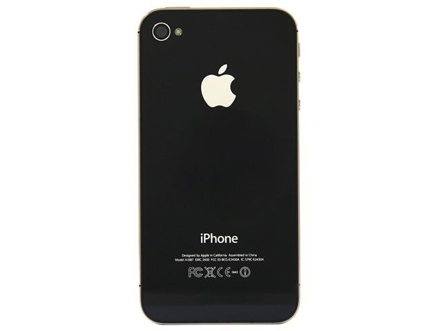 苹果iphone4s 32g背面图片
