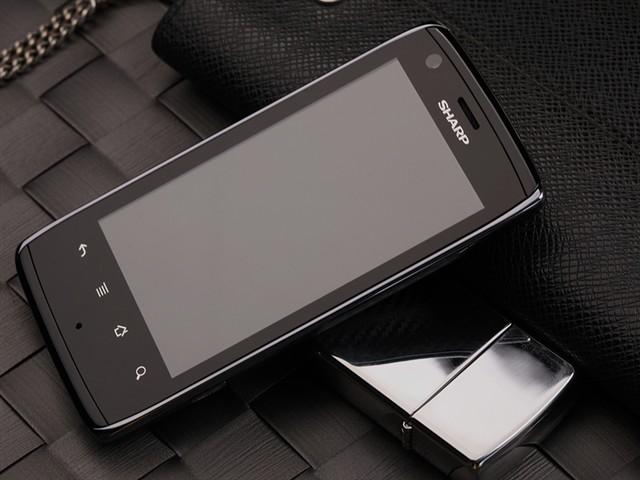 海淘 夏普手机怎么样   外形设计