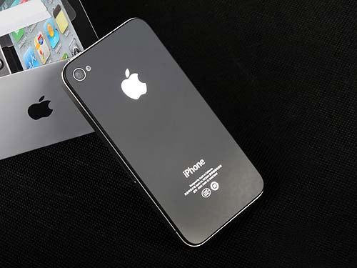 电池iphone4848g联通3g手机(合约)wcdma/gsm苹果机黑色iphone4s手机跳电图片