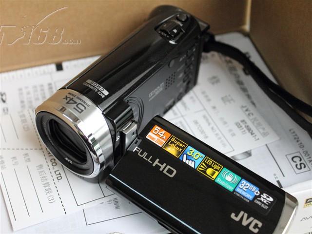 JVCGZ E265数码摄像机产品图片2