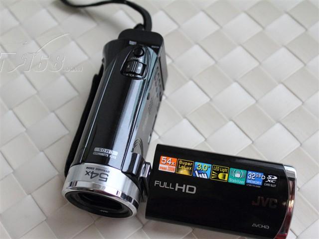 JVCGZ E265数码摄像机产品图片5