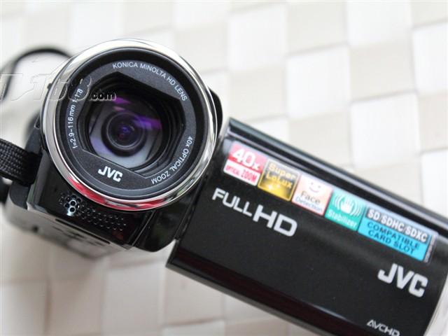 JVCGZ E10BAC数码摄像机产品图片2