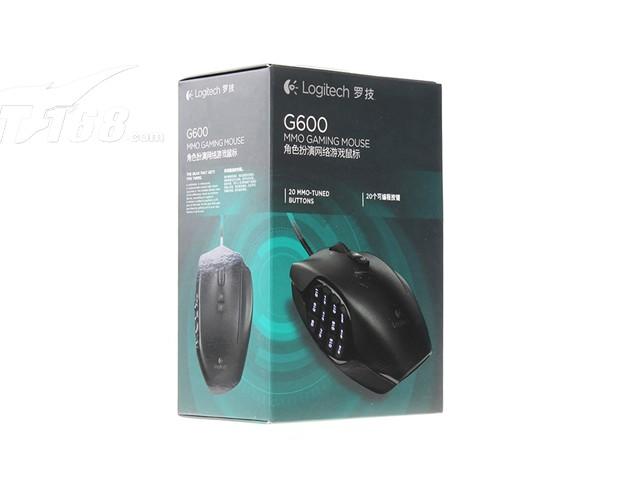 罗技G600鼠标产品图片4