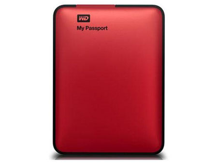 西数my passport wdbbep0010brd-pesn(1tb)移动硬盘产品图片1(1/1)图片