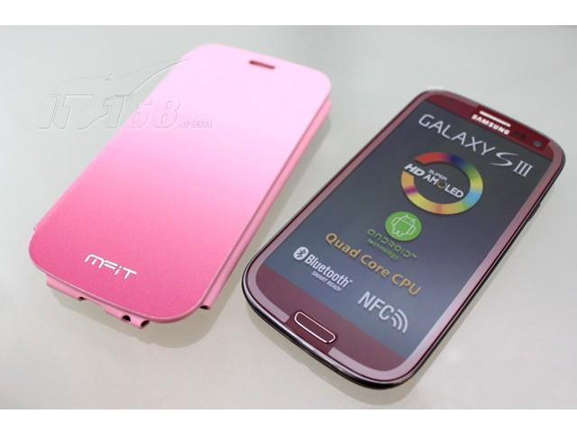 三星galaxy s3 i9300 16g联通3g手机(青玉蓝)wcdma/gsm欧版红色图片9