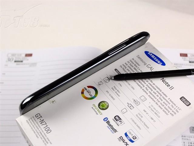 星Note2 N7100 联通版3G手机 云石白 开箱图片16