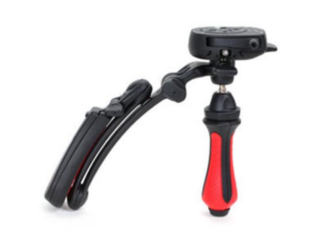 曼富图3合一轻型摄像机稳定器585-1三脚架/云台产品1