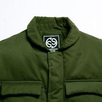 军绿色外套,军绿色外套怎么搭配