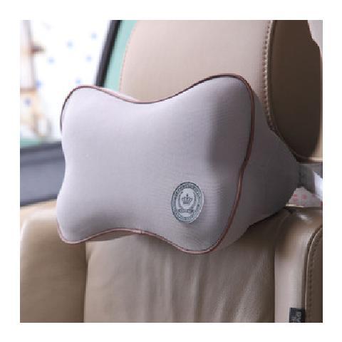 舒缓疲劳头枕 颈椎依附骨头型车用骨头颈枕腰靠产品图片3