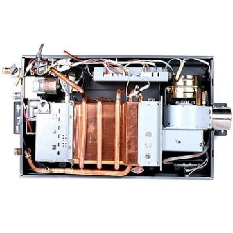 万家乐燃气热水器内部结构