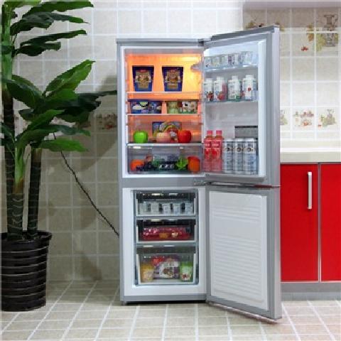 美的冰箱双开门报价_TCLBCD-177K50 177升 双开门冰箱冰箱产品图片3-IT168