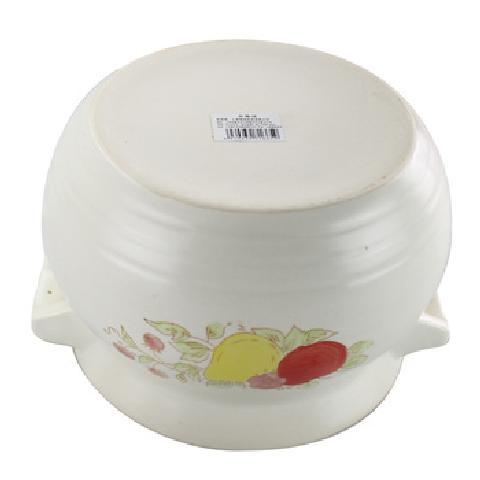 8l/8000ml釉下手绘陶瓷汤煲 型号:308 大号煲汤炖汤陶瓷砂锅沙锅汤锅