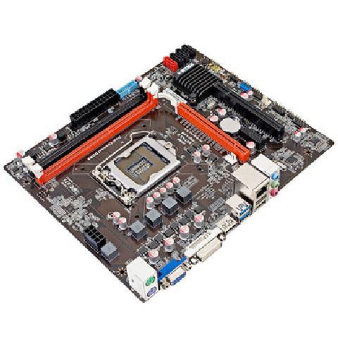 七彩虹 Coloroful 战斧B75K M XT Intel B75 LGA 1155 主板产品图片3